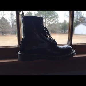 *on hold* Dr Marten combat boots